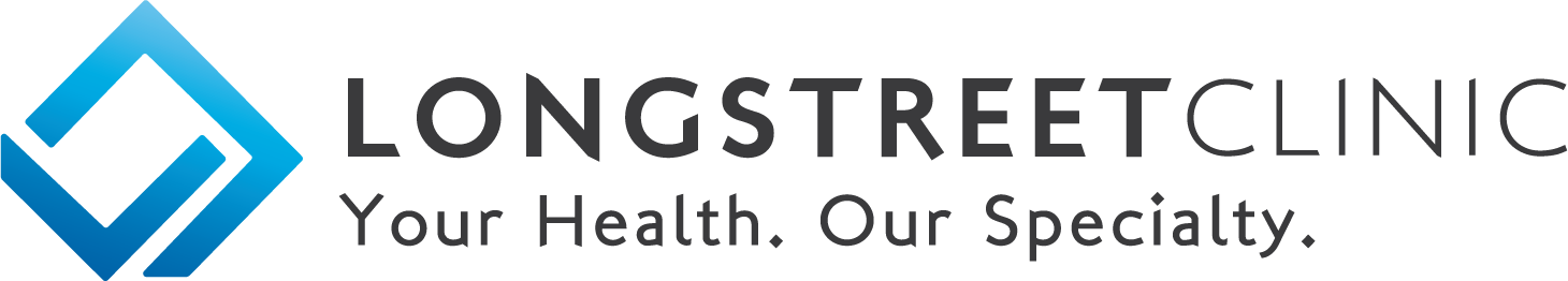 Longstreet Clinic Logo
